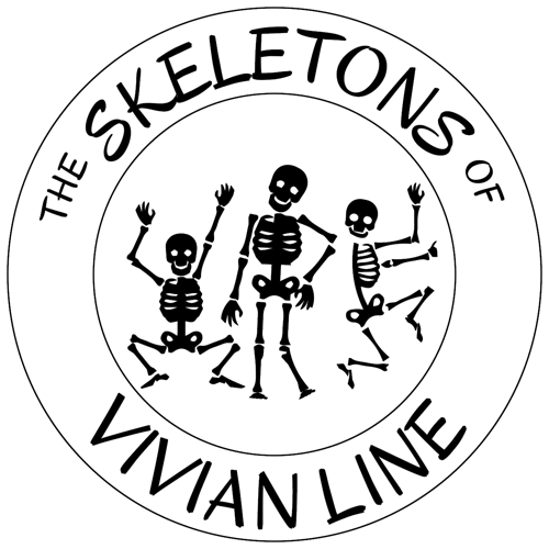 The Skeletons of Vivian Line